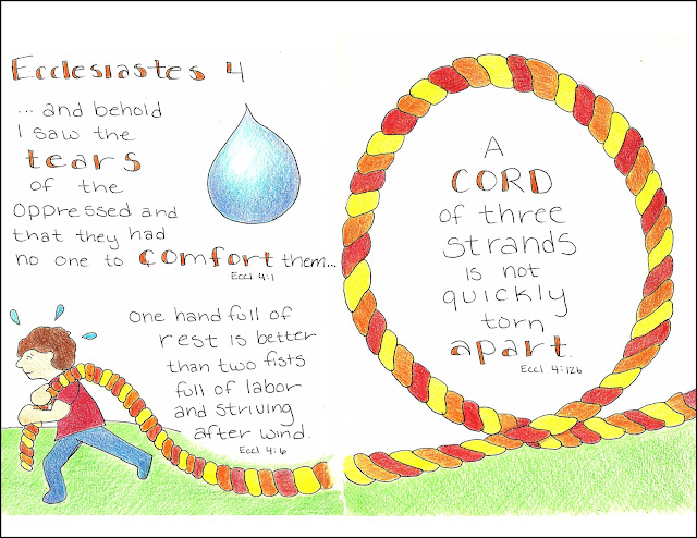ecclesiastes 3 1 coloring pages - photo#30