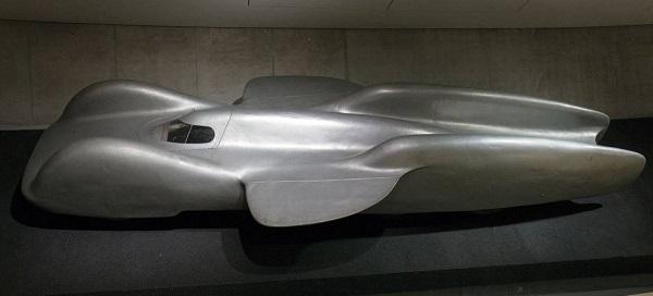 Mercedes-Benz T80 (el superauto de Hitler)
