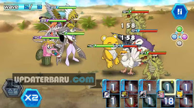 download game Digimon Soul Casher APK DATA For Android