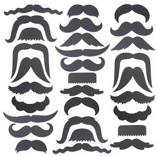 modèles moustaches