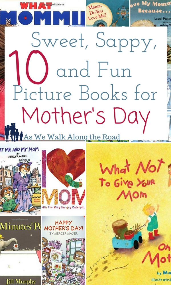 Mother's Day picture books