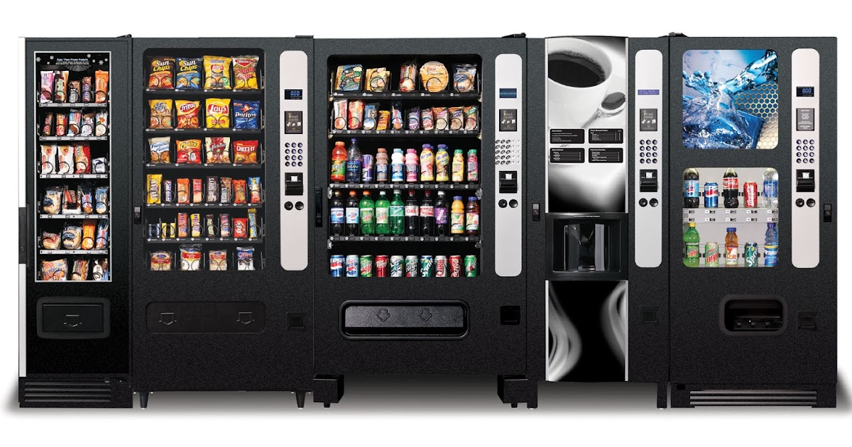Risks in Buying Existing Vending Machine Routes ~ Jayne ...