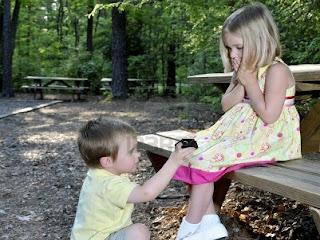 A Girl Proposing A Boy Wallpaper Cute Little Baby Boy Proposing A Little Girl Hd Wallpaper