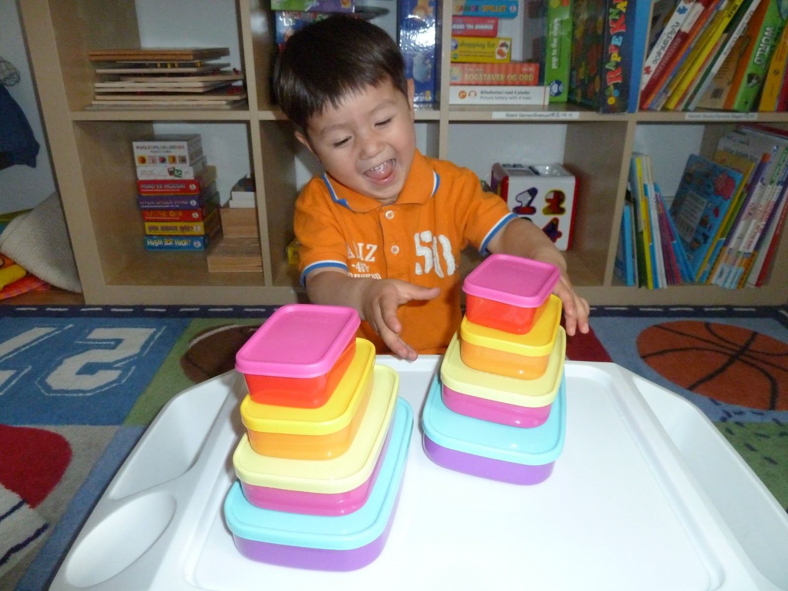 Family Fecs Montessori Activity Opening Closing Containers With Lids