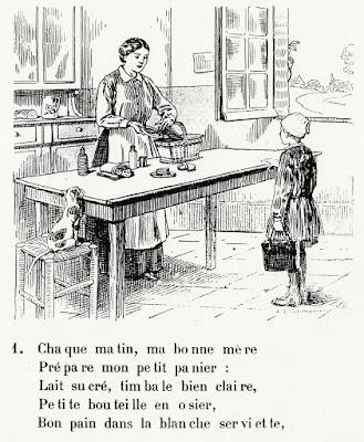 Manuel de lecture après 1900 (collection musée)