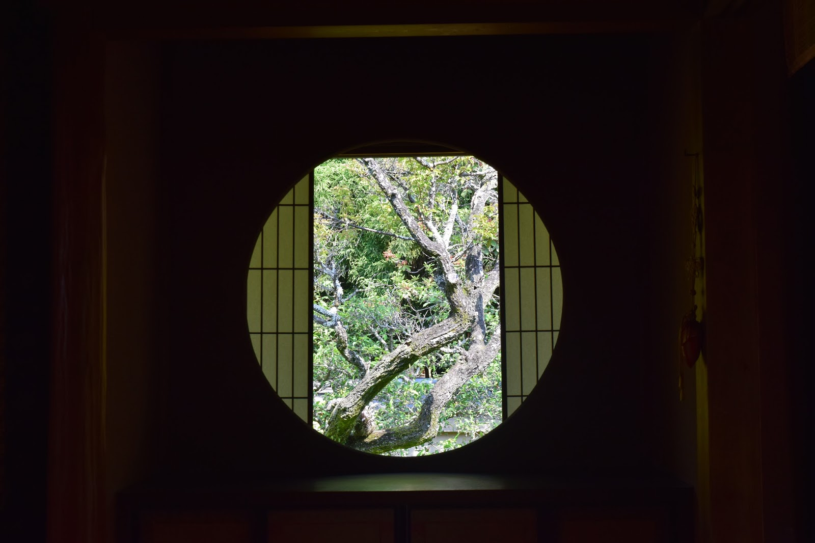 Unryuuin Window of enlightenment