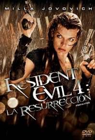 Resident evil 4 La resurrección (2010) Online latino hd