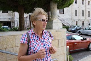 Israel tour guide - Julia Pozniansky