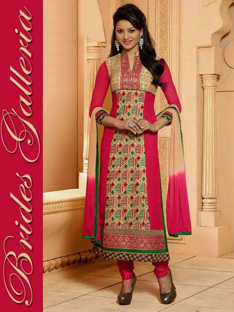 Women Shopping Trends 2016: latest Punjabi Suits Trends 2016