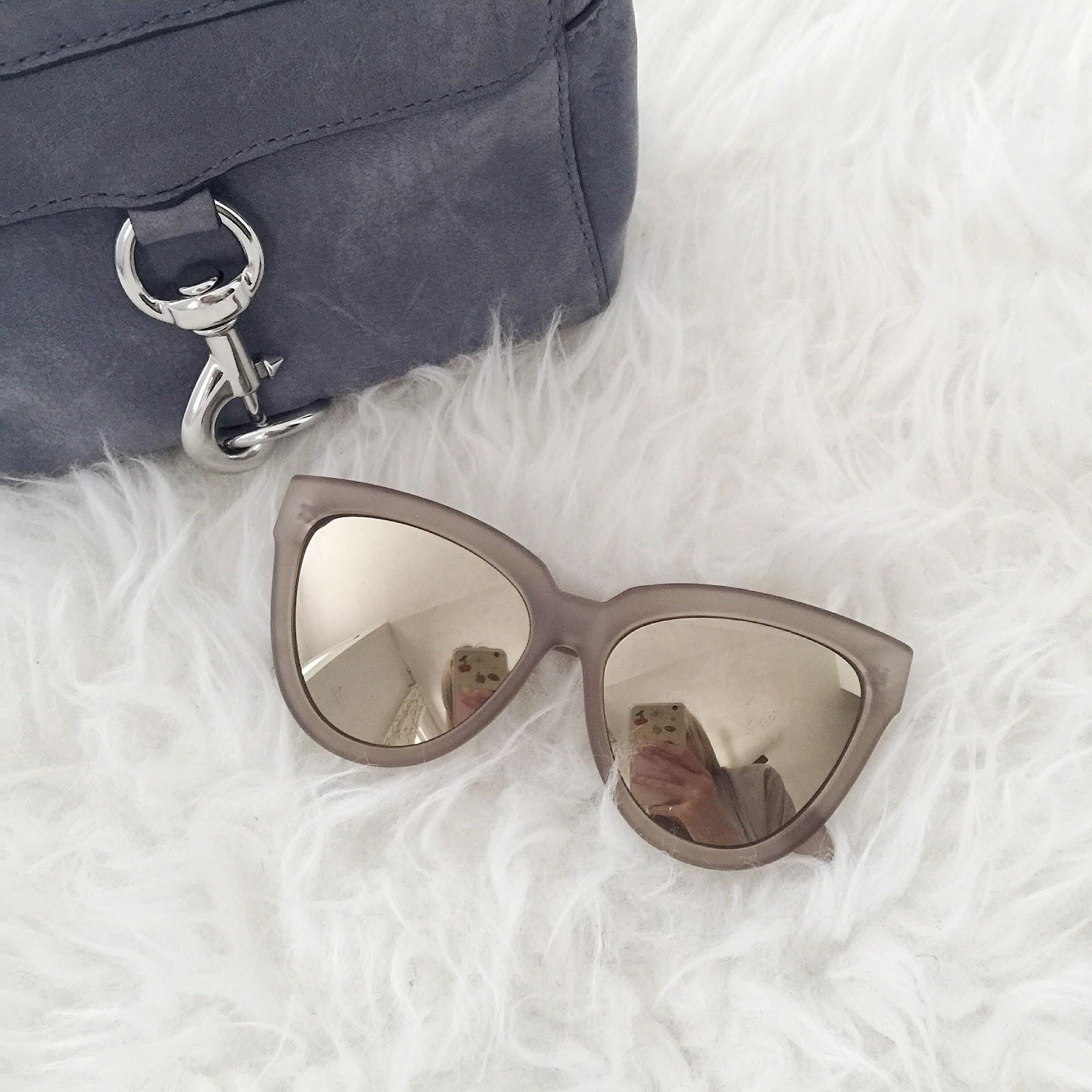 Le Specs 'liar liar' sunglasses