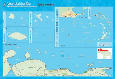 Maps Venezuela