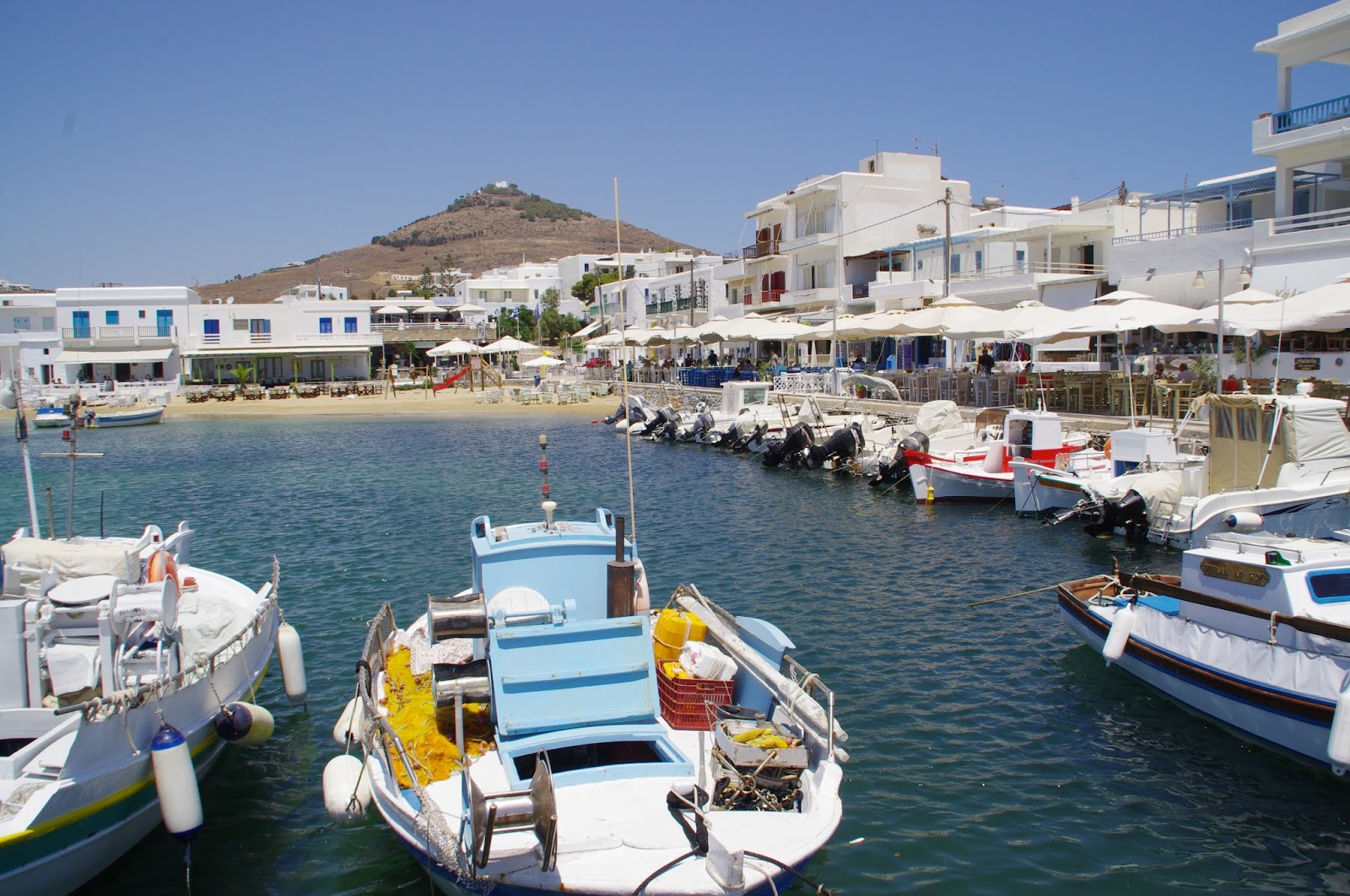 Paros Seaside Village Piso Livadi