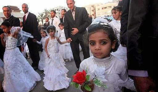 Irak-legalizar-matrimonio-niñas