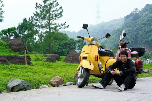 Real User Review of the Vespa PX 150 | Lance Motorcycle and Car Reviews