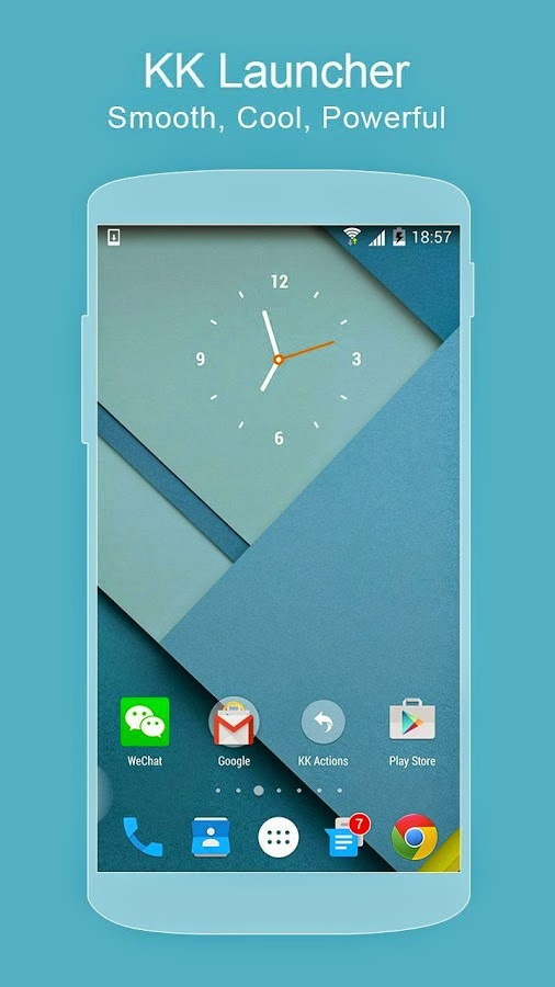5 Aplikasi yang Bikin Android anda terasa Lolipop