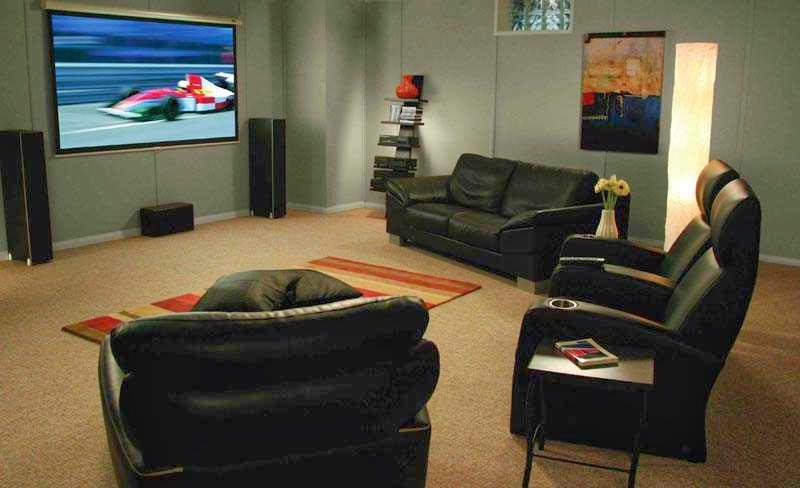 Entertainment Room Furniture photo