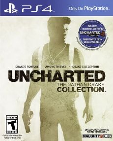 Uncharted The Nathan Drake Collection Arabic