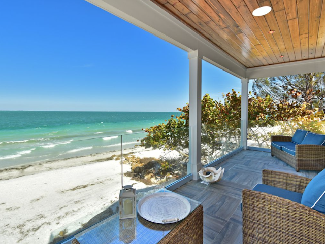 Sundays By The Shore-Beach Patio-Anna Maria Island-Beach Rental-From My Front Porch To Yours