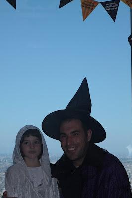 Disfrazados por Halloween