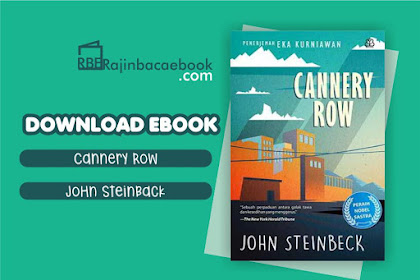 Download Novel Cannery Row by John Steinbeck Pdf