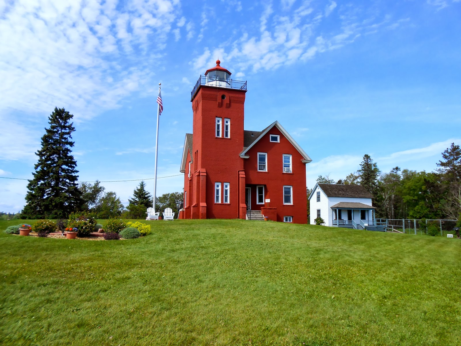 Two Harbors Lighthouse Bed and Breakfast in Minnesota