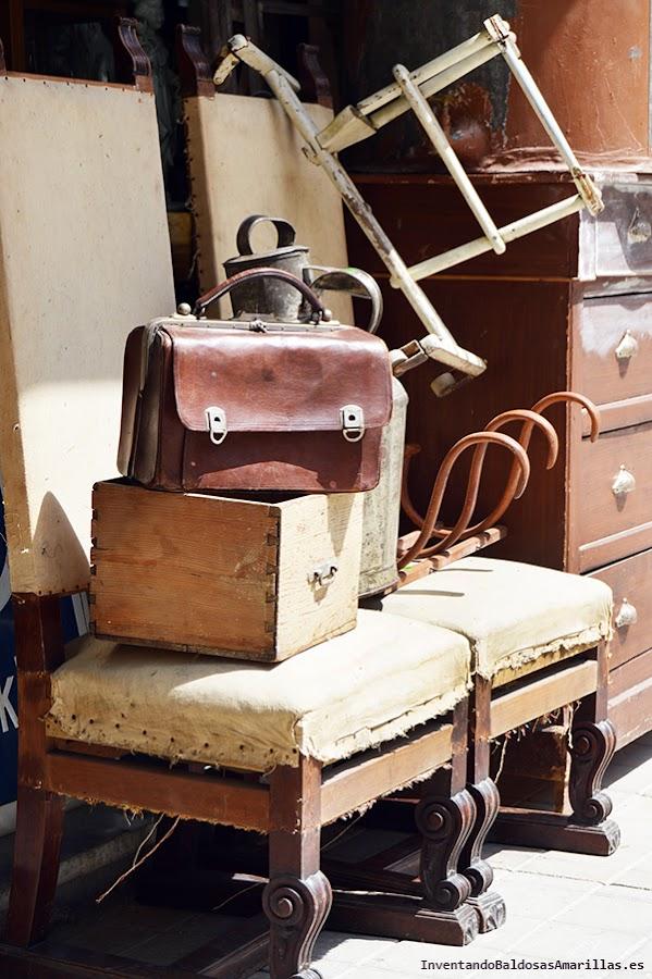 Más objetos vintage
