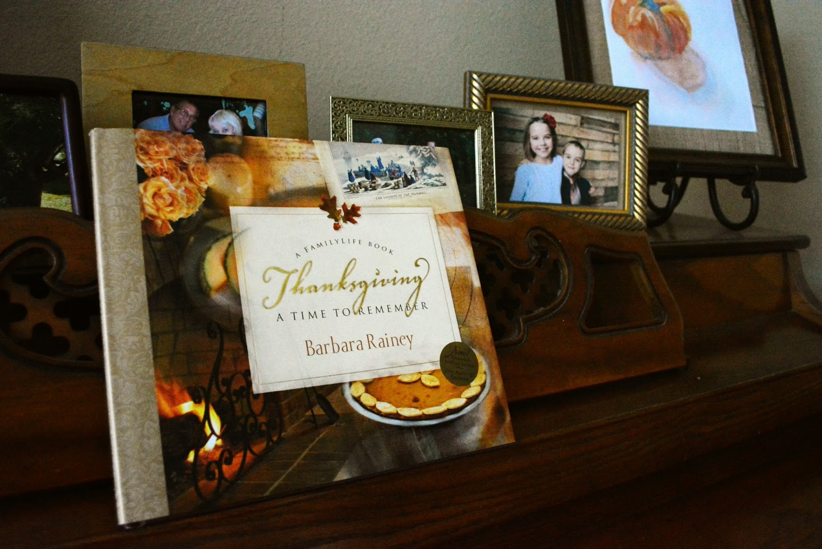 Thanksgiving by Barbara Rainey