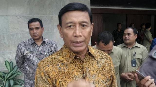 """Wiranto: Pembakaran Bendera untuk """"Bersihkan"""" Kalimat Tauhid dari HTI"""