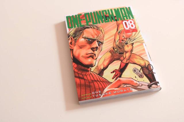 Yusuke Maruta & One - One-Punch Man t.8 - On
