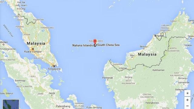 Pesawat Malaysia di Natuna Kooperatif, TNI AU Hanya Beri Peringatan Saja