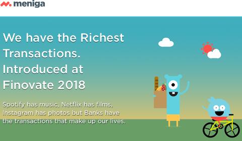 Meniga Richest Transactions