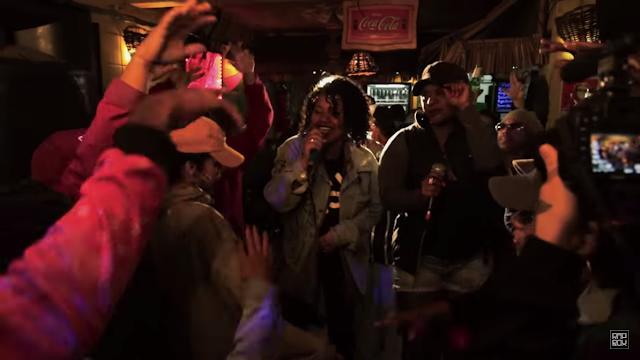 Cris SNJ lança o clipe ''Suave na nave'' part. Mina Rá