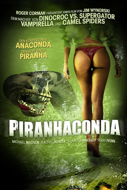 Piranhaconda (2012) ταινιες online seires xrysoi greek subs