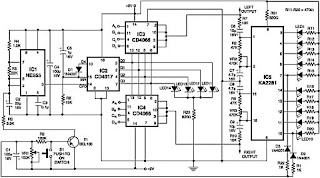 Audio Stereo Channel Selector circuit ~ World Electricity