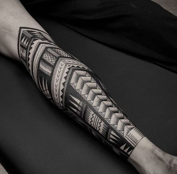 50 Inspiring Maori Tattoos For Men And Women (2018