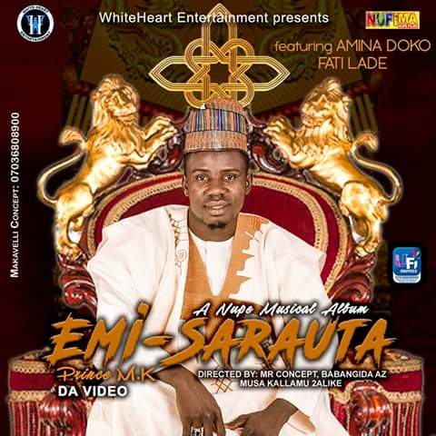 Download mp3:-Prince MK ---Emi-Sarauta-(prod by Dj Zubis)