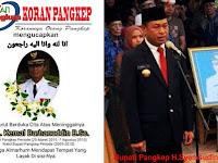 Bupati Pangkep Ke-10 Tutup Usia, Syamsuddin Hamid Antar Ke Peristirahatan Terakhir