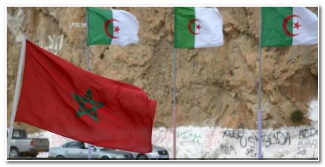 """تارودانت24 ___ احتجاج في """"زوج بغال"""" للمطالبة بفتح الحدود بين المغرب والجزائر"""