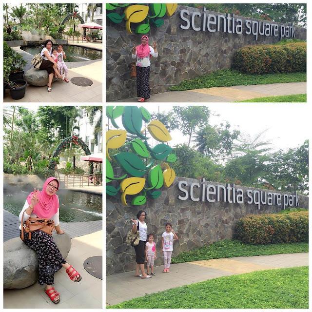 scienta square park tangerang