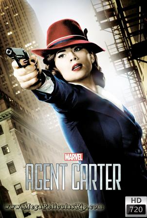 Agent Carter Temporada 1 [720p] [Latino-Ingles] [MEGA]
