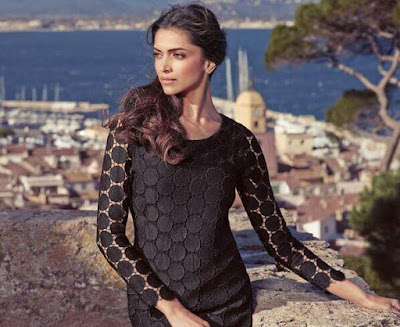 Ravishing Deepika Padukone simply owns everything she wears.