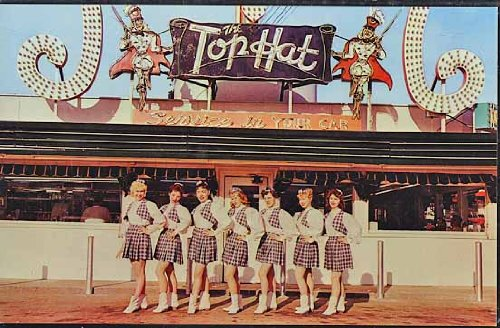 Arlington Barber Shop >> Vintage Spokane: Top Hat Fountain Cafe