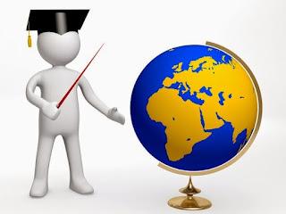 منهجية لتحرير موضوع مقالي في مادة  الجغرافيا