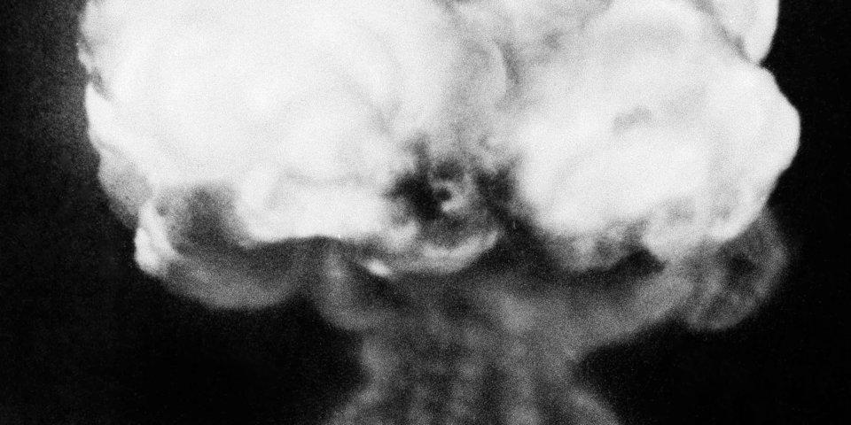 Hiroşima ve Nagazaki'nin bombalanması