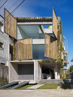 Arquitectura Bioclimatica Triptyque