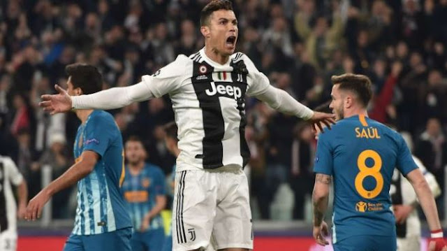 VIDEO: JUVENTUS 3 – 0 ATLETICO MADRID [UEFA CHAMPIONS LEAGUE HIGHLIGHTS]