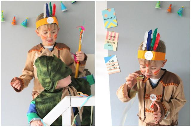 Verkleidungskiste Geschenkidee DIY Ideen Kostuem Karneval Kostueme Verkleiden Kinder Jules kleines Freudenhaus