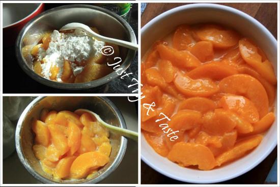 Resep Gluten Free Peach Cobbler JTT