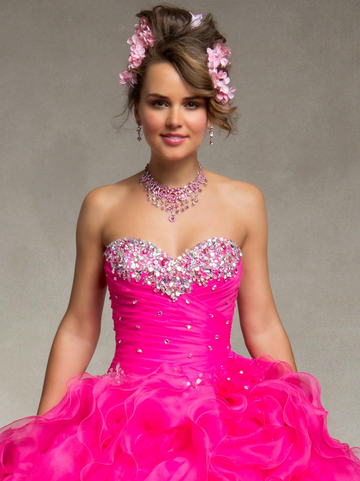 Vestidos para quinceaneras cristianas – Vestidos de moda en España