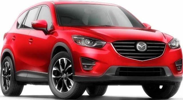 2017 Mazda CX 7 Redesign